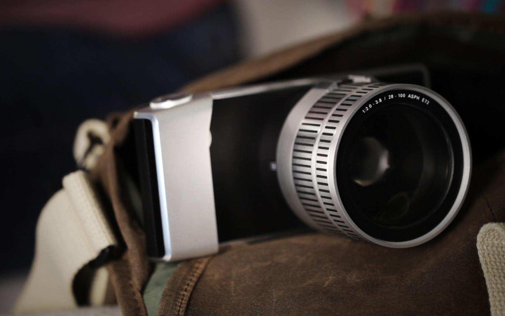 Artefact Camera Futura